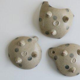水島圭子|豆皿・箸置き