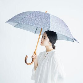 BonBonStore|ドローイングチェック 長傘