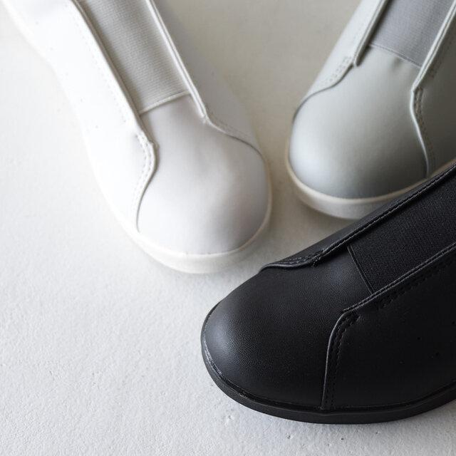 左から【white】【gray】【black】