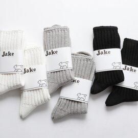 Jake|MEN'Sラフソックス・09-0041