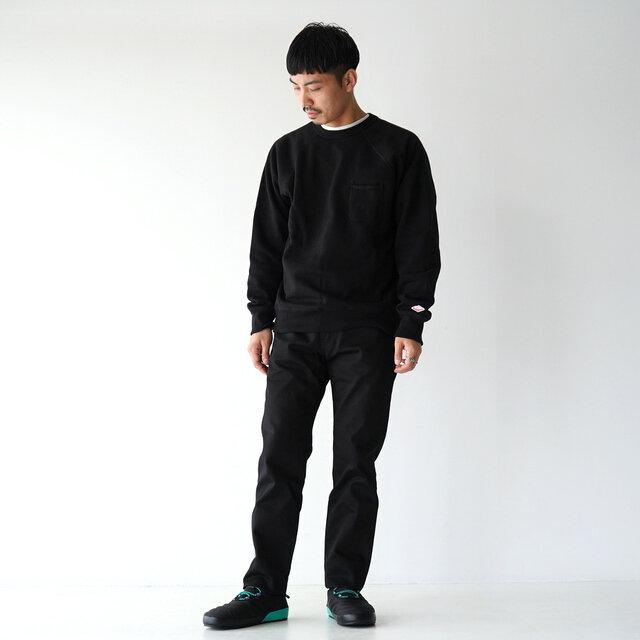 モデル:173cm / 58kg color : black×turquoise(T) / size : 26.0cm