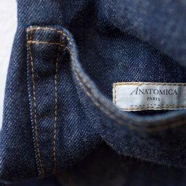 ANATOMICA|618 MARILYN マリリン デニム パンツ ハイウエスト ジーンズ 531-501-02 アナトミカ