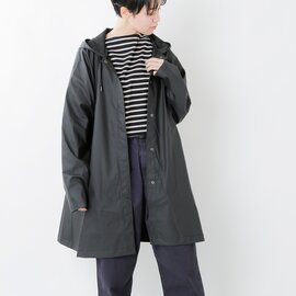 "RAINS|Aラインロングレインジャケット""Aline Jacket"" aline-jacket-ms"