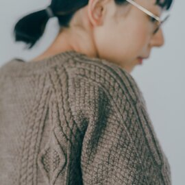 GRANDMA MAMA DAUGHTER|アランニット