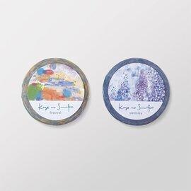 風の栖|festival & swimmy・マスキングテープ【レターパック対応】