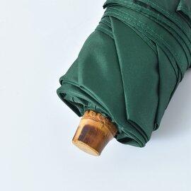 Bon Bon Store|晴雨兼用 防水&UV撥水加工 バンブーバングル折りたたみ傘 bon-20017aw-yh