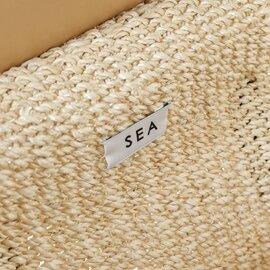 SEA|アバカかごバッグM 110520125-tr