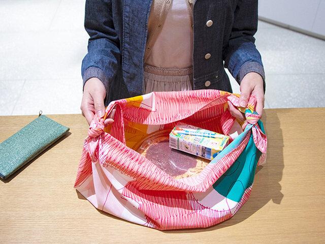 鈴木マサル 【メール便対応】風呂敷 アクアドロップ 70×70cm