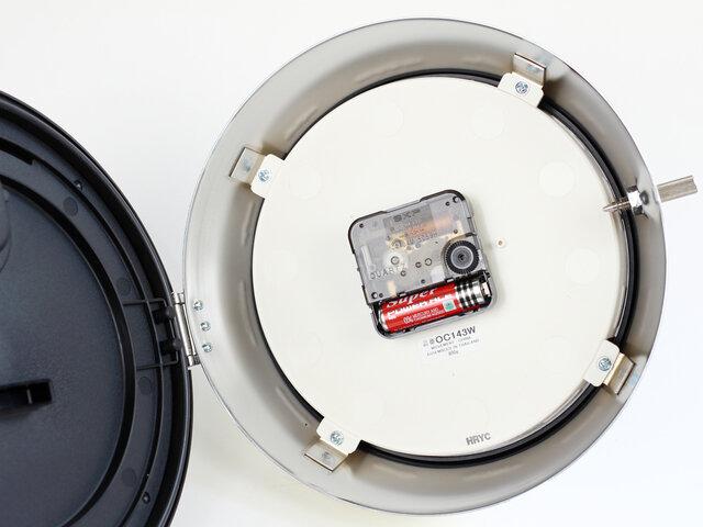 電池式なので、お部屋やガレージなどお好きな所で使えます。(※極端に湿気の多い場所でのご使用は避けてください。)