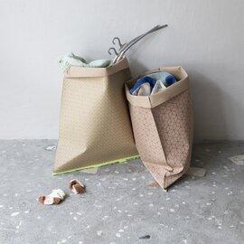 TRICOTE|リサイクルレザー ランドリーバッグ