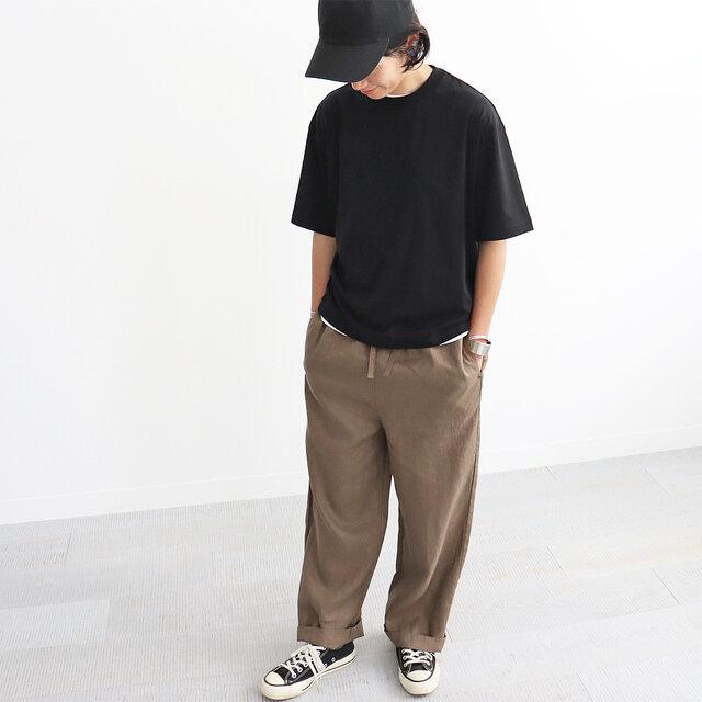 ブラック 着用、モデル身長:158cm