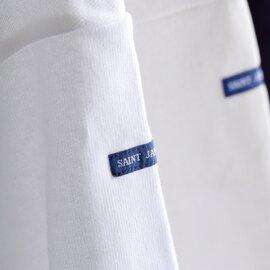 SAINT JAMES|ボートネックドロップショルダープルオーバー 17jc-craz-slou-rf