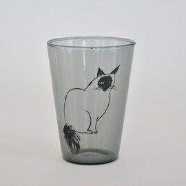 松尾ミユキ|耐熱グラス Cat
