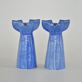 Lisa Larson|陶器オブジェ WARDROBE -dress-