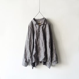 ichi Antiquités Color Linen Shirt