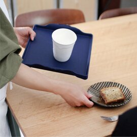 PUEBCO|NON SLIP AIRLINE SERVING TRAY