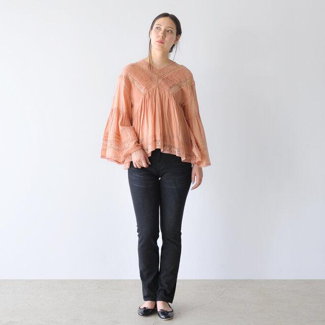 モデル:164cm / 46kg color : pink / size : free