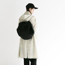 cote&ciel|コートエシエル/MOSELLE/MemoryTech/Black