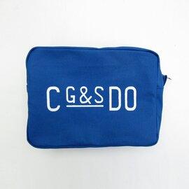 CLASKA|G&S DO ボックスポーチ 在庫限り
