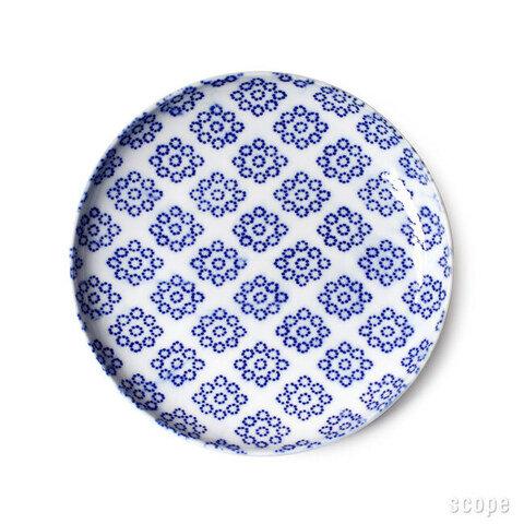 東屋    印判小皿