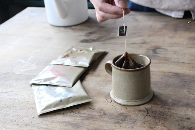 タビノネ|コーヒーバッグセット (5個入り)