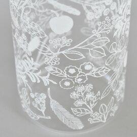 松尾ミユキ|耐熱グラス Forest / vine