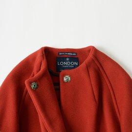LONDON TRADITION|ノーカーラーコート・R-02 ロンドントラディション