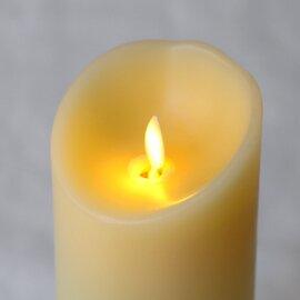 LUMINARA|ピラー LEDキャンドル