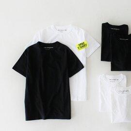 Shinzone 2枚セット クルーネック 半袖 Tシャツ 2PAC T-SHIRTS パック Tシャツ 20SMSCU66 シンゾーン