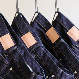 HATSKI|Regular Tapered Denim One Wash