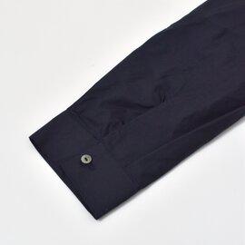 MidiUmi|コットンノーカラーシャツワンピース 3-757848-yn