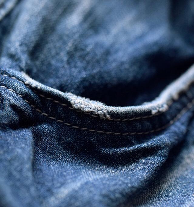 cotton 100%の柔らかい一枚生地です。