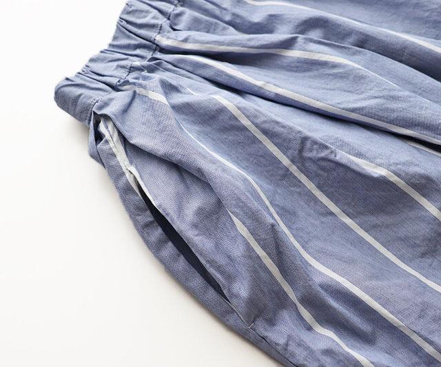 サイドにはポケットが付いているので利便性もばっちり。