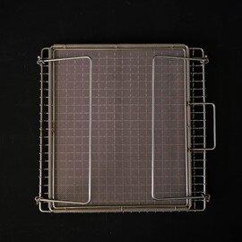 辻和金網|足付き焼き網