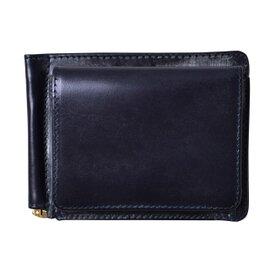 GLENROYAL ブリティッシュカラーコレクションマネークリップ小銭入れ付き財布コンパクト2つ折り 03-6164 グレンロイヤル