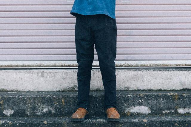 ブラック / M 着用、モデル身長:176cm