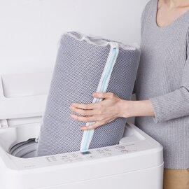 スミノエ|洗えるラグ ライトデニム〈床暖対応〉