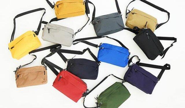 全12色と限定色の2色の合計14色。 スタイルにあったお好みのカラーをお選びいただけます。
