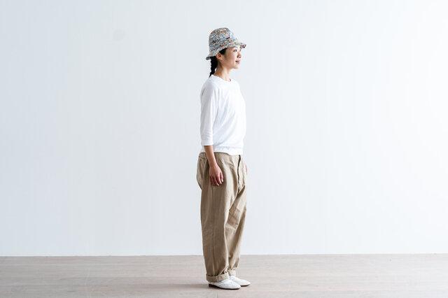 サラシ / M 着用、モデル身長:160cm