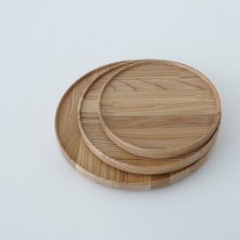 HASAMI PORCELAIN ウッド トレイ 平皿 丸皿 大皿ウッドプレート ディナープレート ハサミポーセリン