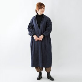 LUEUF|aranciato別注 テレココットンタートルネックプルオーバー ka310415-tr