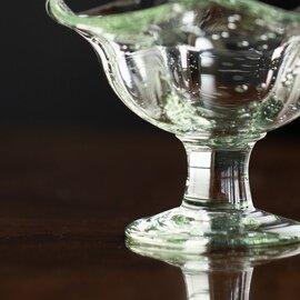 ガラス工房 橙|くるみガラス デザートカップ