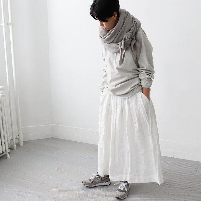 ライトグレー / L 着用、モデル身長:160cm