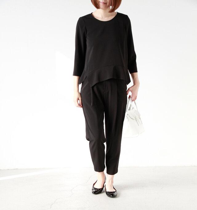 color : black enamel / size : 23.5cm