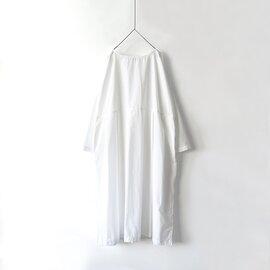 ichi|ONLINE限定 CLEANSE Broad Tuck Dress