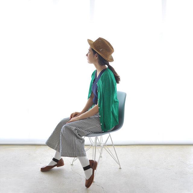 モデル:164cm / 49kg color : green / size : フリーサイズ