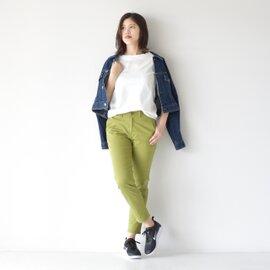 YANUK|ショートジーンズジャケット Short Jeans Jacket ワイドシルエットショート丈デニムジャケット アウター 57193382 ヤヌーク