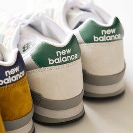 "【2020SS】New Balance|オールスエードアッパースニーカー""CM996"" cm996-14800-ms"