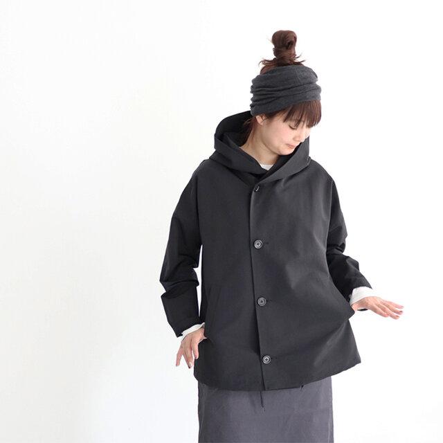 ブラック 着用、モデル身長:162cm