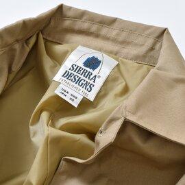 SIERRA DESIGNS|65/35 スタンドフォールカラーコート 6505-fn